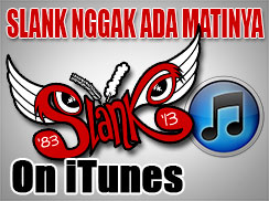 Slank on iTunes
